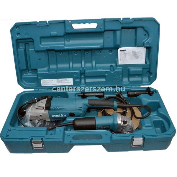 MAKITA  DK0053G  Sarokcsiszoló 230mm + Sarokcsiszoló 125mm