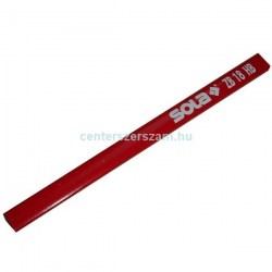 Ácsceruza Jelölő ceruza kréta filc fehér kőműves mérő jelölőeszközök Sola Centerszerszám