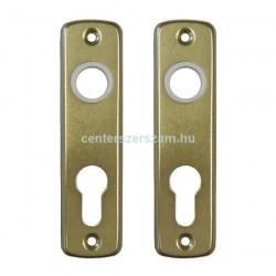 ajtócím cilinderes kulcsos lővér zártakaró zárcimke elzett zárak Centerszerszám