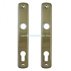 ajtócím cilinderes kulcsos zártakaró zárcimke elzett zárak Centerszerszám