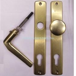 ajtócím bejárati lövér cilinderes gombos kilincses kulcsos zártakaró zárcimke elzett zárak Centerszerszám
