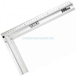 Asztalos derékszög alumínium 350mm, derékszögek, Mérőeszközök, Méréstechnika, Sola, Topex, Stanley, Centerszerszám