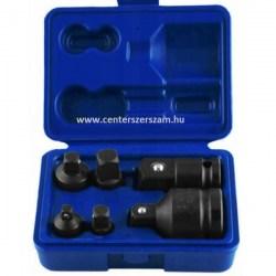 kardáncsukló, toldószár krovához, flexibilis toldó, colos, adapter, átalakító adapter dugókulcsokhoz,  1 / 2 – 1 / 4,  dugókulcs kiegészítők, toldók, hajtókarhoz, Yokito, Hans Tools, Genius Tools, Centerszerszám
