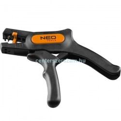 Kábelcsupaszoló Autómata, blankoló fogó, érvéghüvely prés saruzó fogó, krimpelő, coax kábel, villagyszerelési szerszámok, kéziszerszámok, fogók, Neo tools Centerszerszám