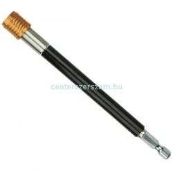 bit tartó befogató adapter bittartó szár mágneses hosszú toldószár teleszkópos ipari géptartozékok Neo Tools Centerszerszám