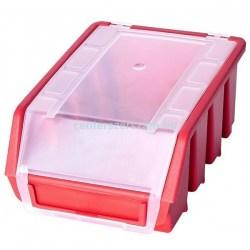 fedeles csavartartó, tároló, szortimenter, csavartároló doboz, mh box, fakkos, tárolás, raktározás,Centerszerszám