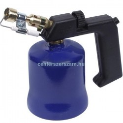 forrasztó lámpa lágyforrasztás gázlámpa gázforrasztó eldobható 190 gr gázpalack piezo gyújtós Providus Centerszerszám