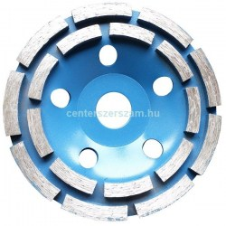 gyémánt csiszoló korong kőcsiszoló gyémántos gyémántcsiszoló gyémánttárcsa 125mm géptartozékok sarokcsiszolóhoz flex Centerszerszám