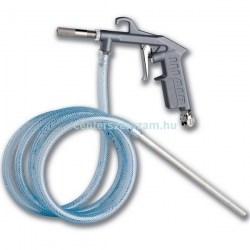 Homokszóró pisztoly tömlős alvázvédő kompresszorhoz  levegős gépek, fúvató pisztoly Z-tools Gav Centerszerszám