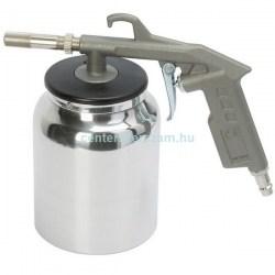 Homokszóró pisztoly tartályos alvázvédő kompresszorhoz  levegős gépek, fúvató pisztoly Z-tools Gav Centerszerszám