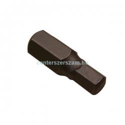 imbusz bit 10mm-es befogással, Hex, mm, kéziszerszám, hosszított imbusz dugókulcs, Hans Tools, Centerszerszám