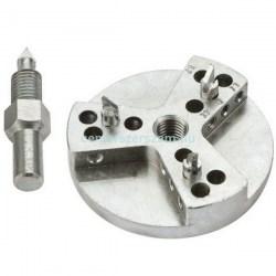 körkivágó csempére állítható vidiás 33 53 67 73 mm fúrógépbe fogható Centerszerszám