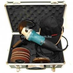 Makita GA5030KSP4 Sarokcsiszoló, 115mm – 125mm, Sarokcsiszolók, Kisflex, kofferban, Ajándék, Flex, Fémipari gépek, Akciós gépek, Centerszerszám