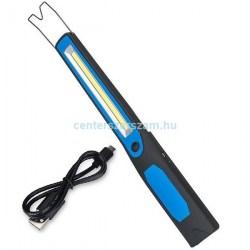 műhelylámpa munkalámpa szerelőlámpa cob ledes steklámpa szervizlámpa Centerszerszám