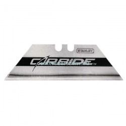 Trapéz pengék PVC vágó késhez, Sniccer lapok, Stanley Fatmax Carbide 11-800, Olfa, Extol, Centerszerszám