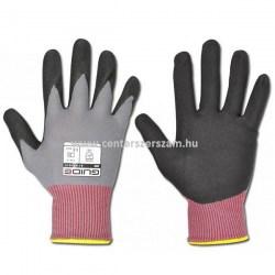 munkakesztyű védőkesztyű nitril mártott ujjvég és tenyér tartós Guide 580 Maxiflex Centerszerszám