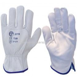 védő  rakodó szín bőr kesztyű munkavédelmi kesztyűk Europrotection EP 2219 Centerszerszám