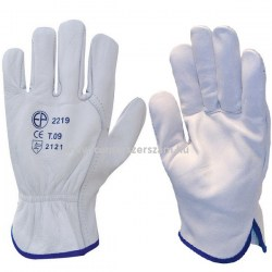 védő  rakodó szín bőr kesztyű munkavédelmi kesztyűk Europrotection EP 2221 Centerszerszám