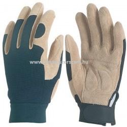 védő  rakodó SOFŐR velúr bőr kesztyű munkavédelmi kesztyűk Europrotection EP 910 Centerszerszám