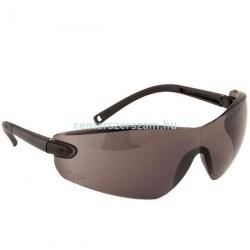 munkavédelmi szemüveg védőszemüveg uv sötétített füstszínű karc mentes karcolás elleni védelem munkaruházat Portwest Centerszerszám