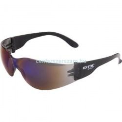 munkavédelmi szemüveg védőszemüveg uv karcolás karc mentes elleni védelem füstszínű sötétített munkaruházat Centerszerszám
