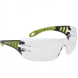 munkavédelmi szemüveg olcsó védőszemüveg uv karcolás karc mentes elleni védelem munkaruházat Centerszerszám
