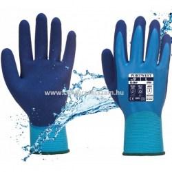 védő kesztyű víz és olajálló csuklóig mártott munkavédelmi kesztyű Portwest AP80 Centerszerszám